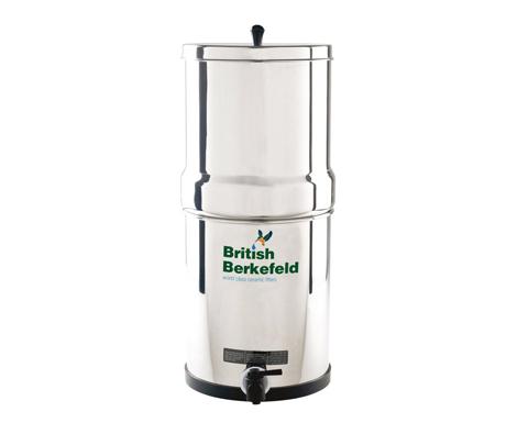 British Berkefeld® Gravity Water Filters