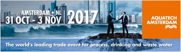J&F at Aquatech 2017