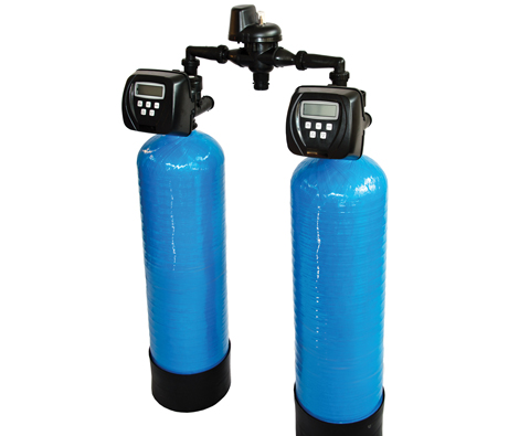 Water Treatment for A Commercial Carwash