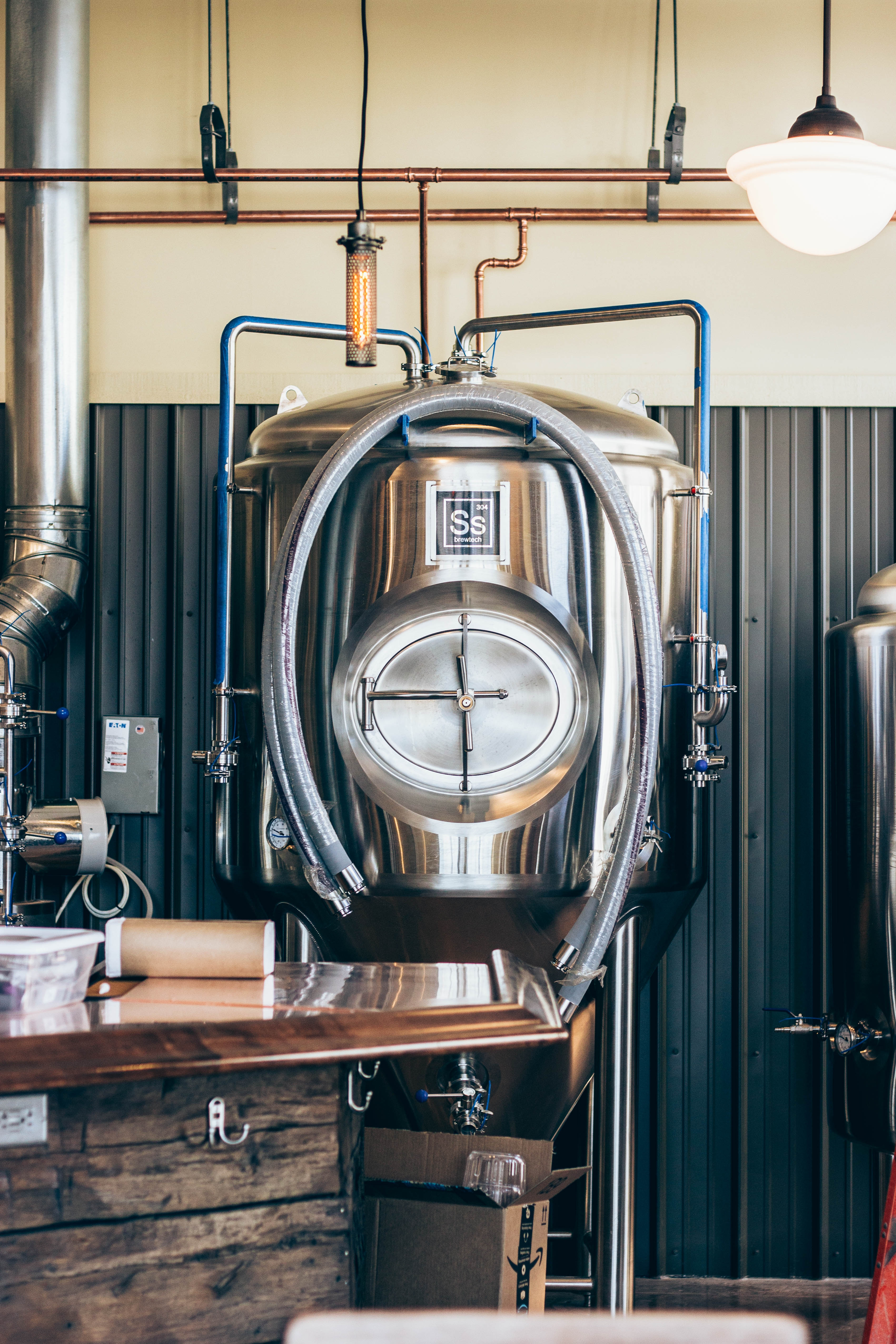 Water quality for breweries