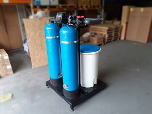 Water Softeners and Carbon Skid