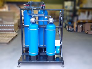 Water Treatment Solution on Rig